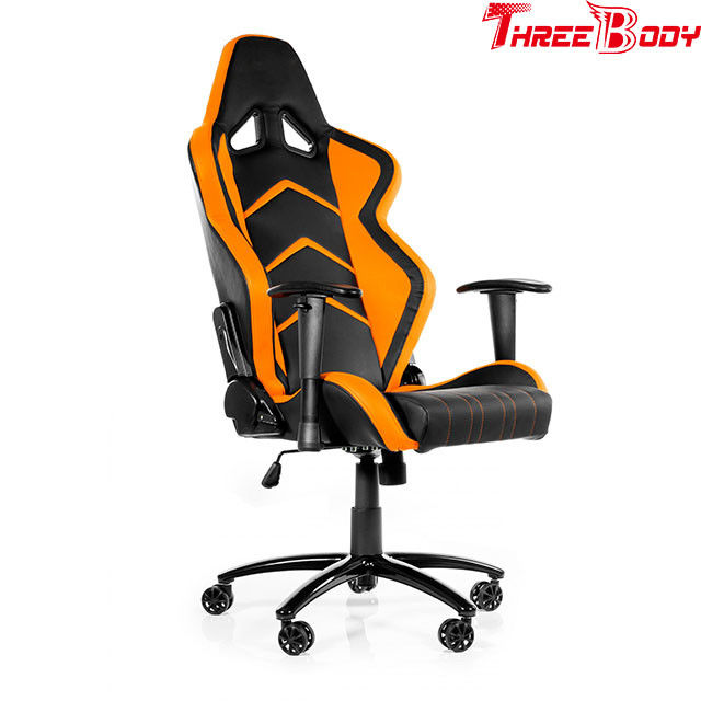 Large Size Professional Gaming Chair , High End Racing Computer Chair Durable